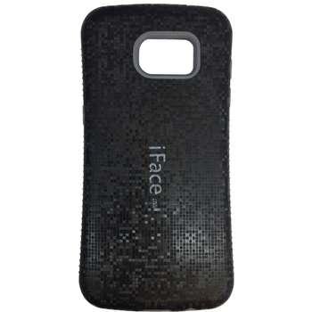 کاور آی فیس مدل Mall مناسب برای گوشی موبایل سامسونگ Galaxy S6 Edge
