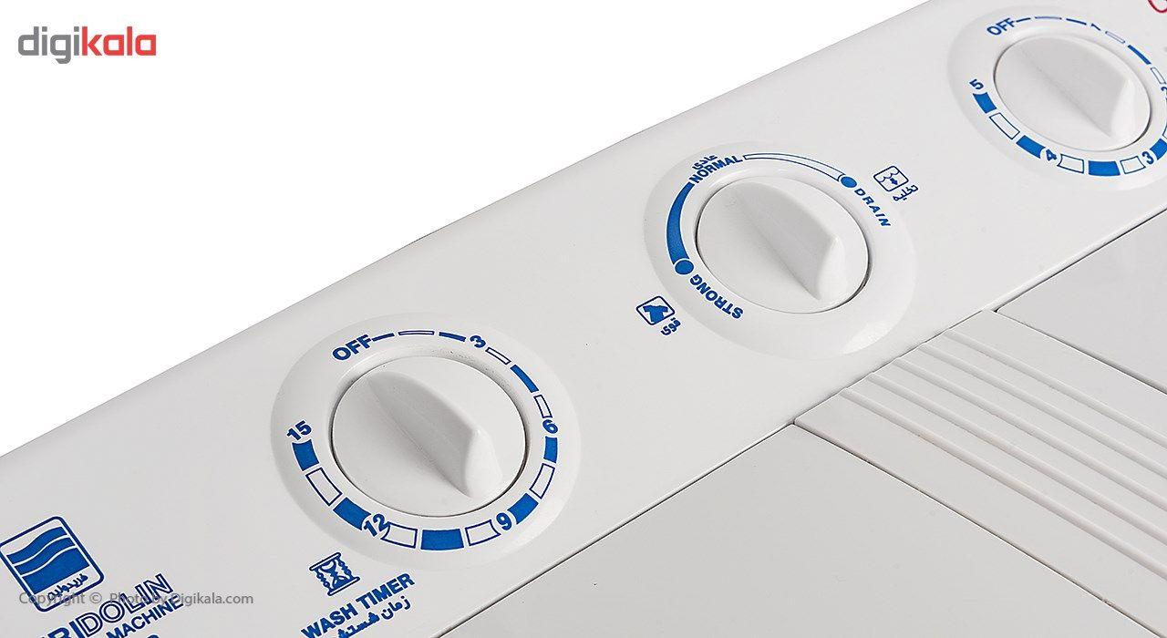 ماشین لباسشویی فریدولین مدل SWT68 ظرفیت 6.8 کیلوگرم main 1 3