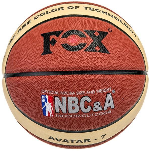 توپ بسکتبال فاکس مدل Avatar 7