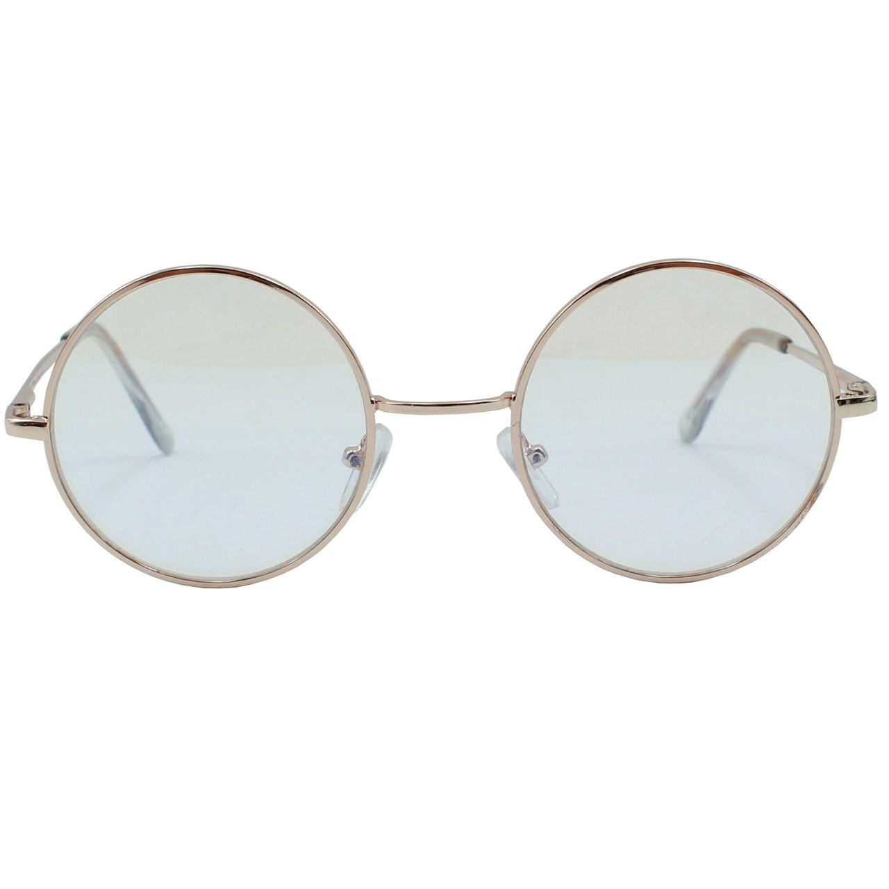 عکس عینک ضد اشعه UV واته مدل Gold