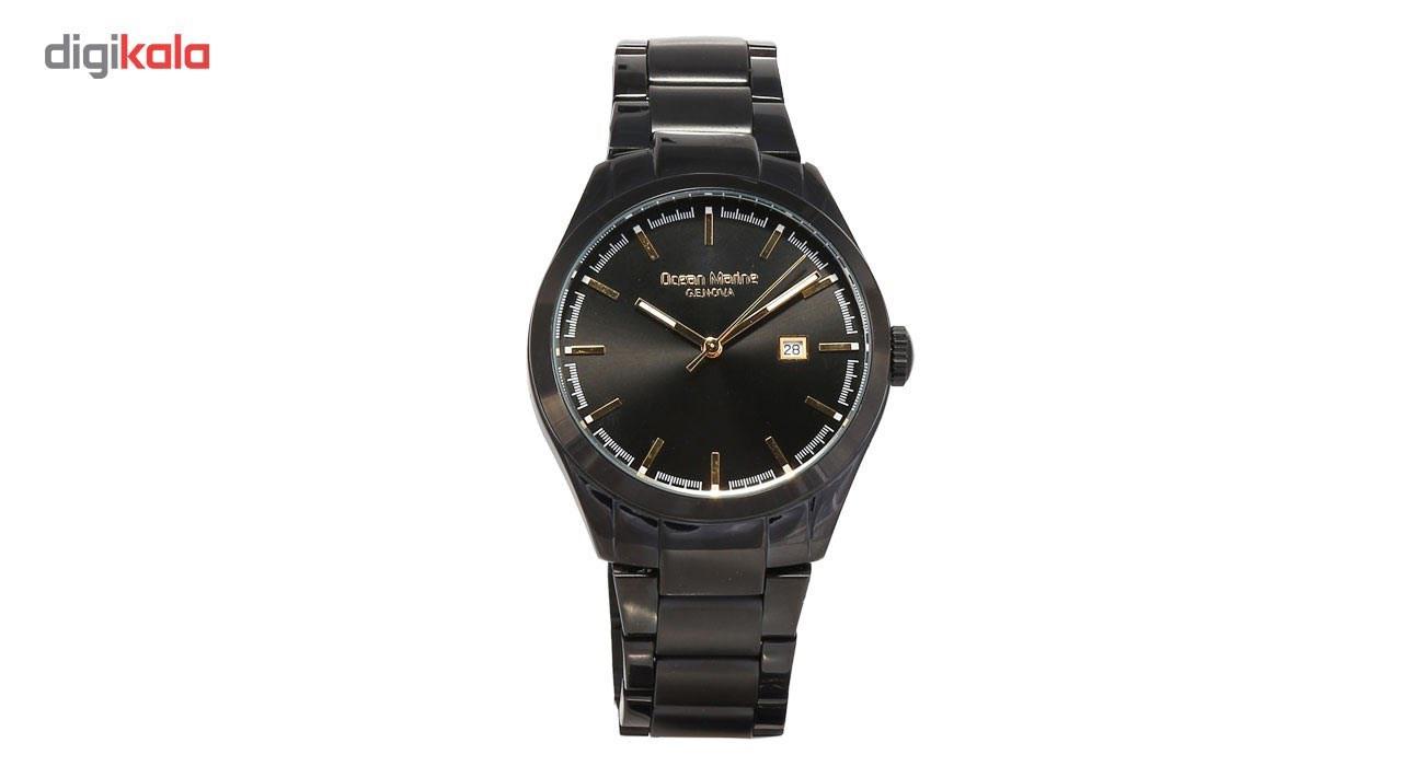 خرید ساعت مچی عقربه ای مردانه اوشن مارین مدل OM-8019-2