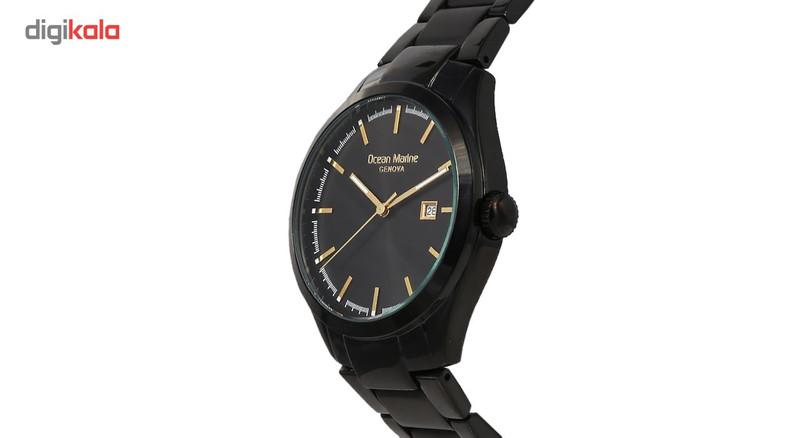 ساعت مچی عقربه ای مردانه اوشن مارین مدل OM-8019-2