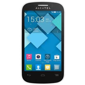 تصویر گوشی موبایل آلکاتل وان تاچ پاپ C3  - یک سیم کارته Alcatel One Touch Pop C3 4033X Mobile Phone