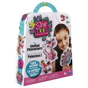 بازی آموزشی اسپین مستر مدل  Sew Cool Pets