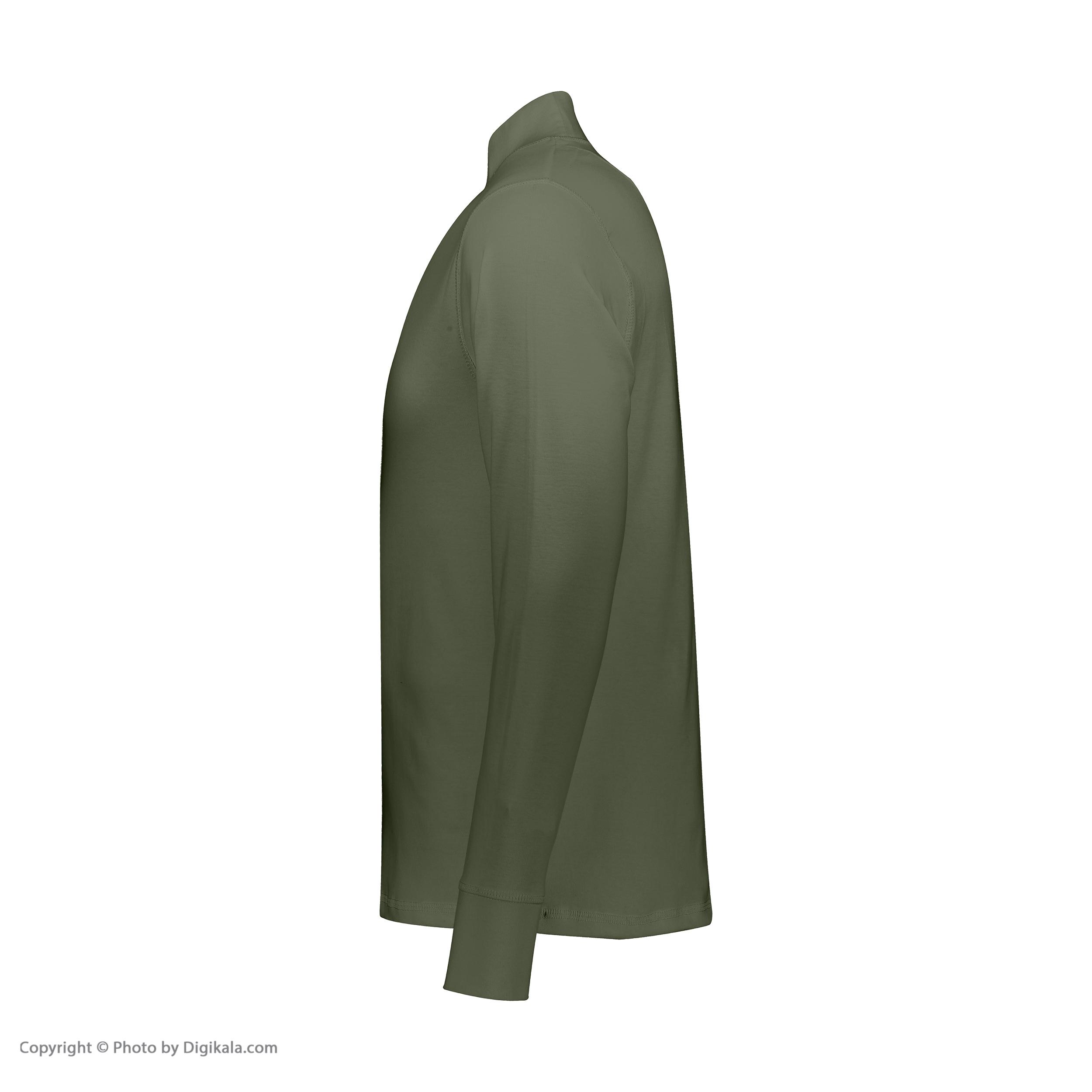 تیشرت آستین بلند مردانه رونی مدل 31110003-23