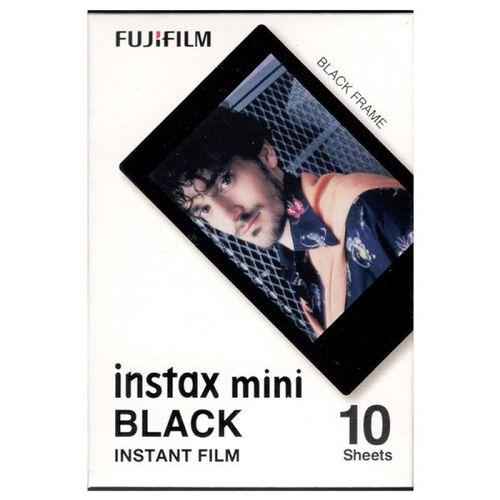 فیلم مخصوص دوربین فوجی اینستکس مینی 10 برگی مدل Black