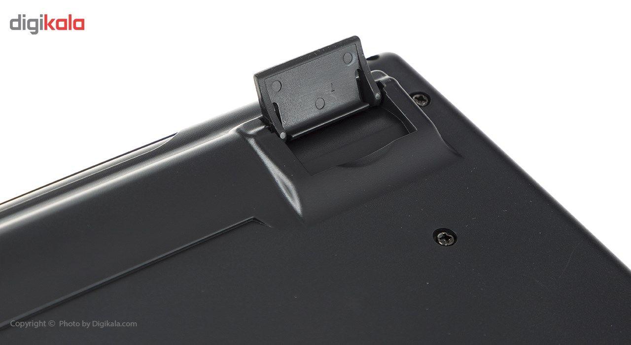 کیبورد و ماوس بی سیم گرین مدل GKM-505W با حروف فارسی main 1 5