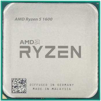 پردازنده مرکزی ای ام دی مدل Ryzen 5 1600