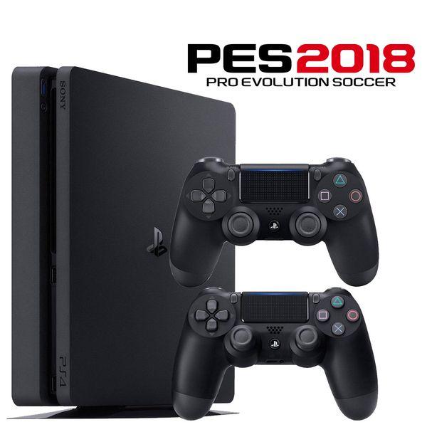 مجموعه کنسول بازی سونی مدل Playstation 4 Slim کد CUH-2116A Region 2 - ظرفیت 500 گیگابایت