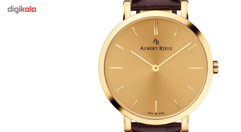 ساعت مچی عقربه ای مردانه آلبرت ریله مدل 018GQ19-SY99I-LN
