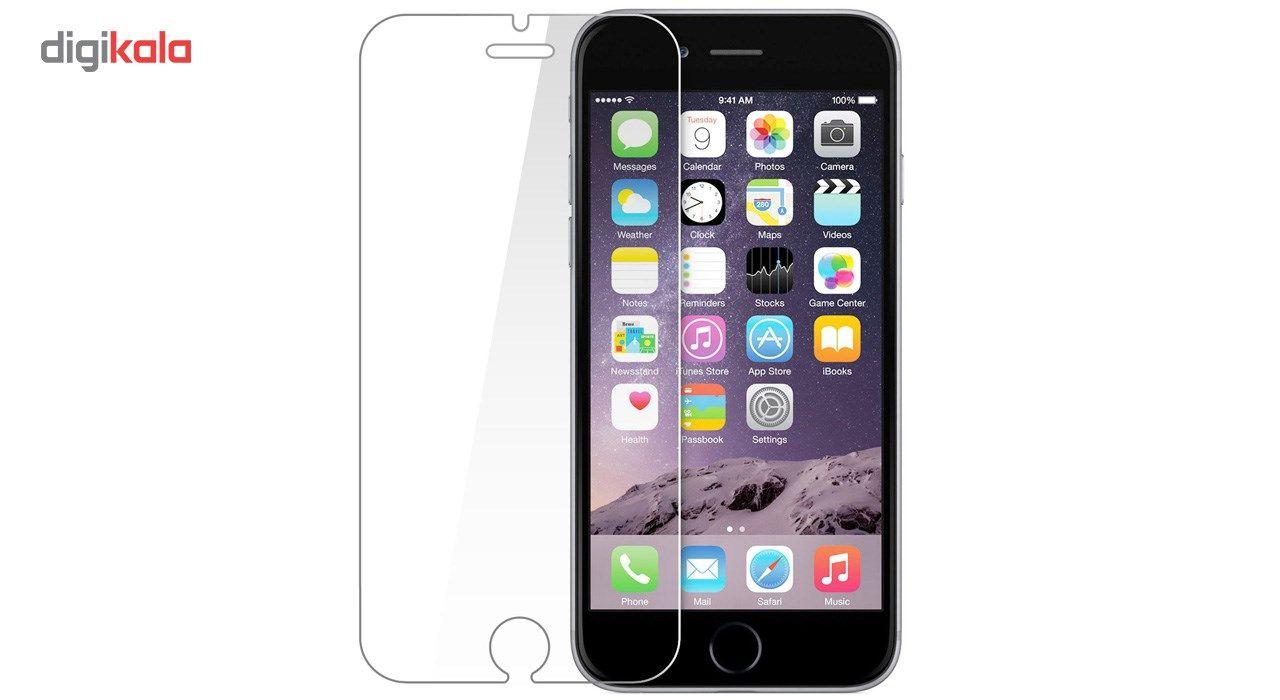 محافظ صفحه نمایش شیشه ای تمپرد مناسب برای گوشی آیفون 6 Plus main 1 1