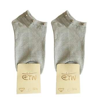 جوراب زنانه مدل104 بسته 2 عددی