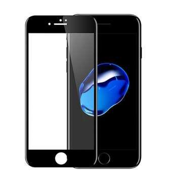 محافظ صفحه نمایش شیشه ای موکولو مدل 3D مناسب برای گوشی موبایل iPhone 8
