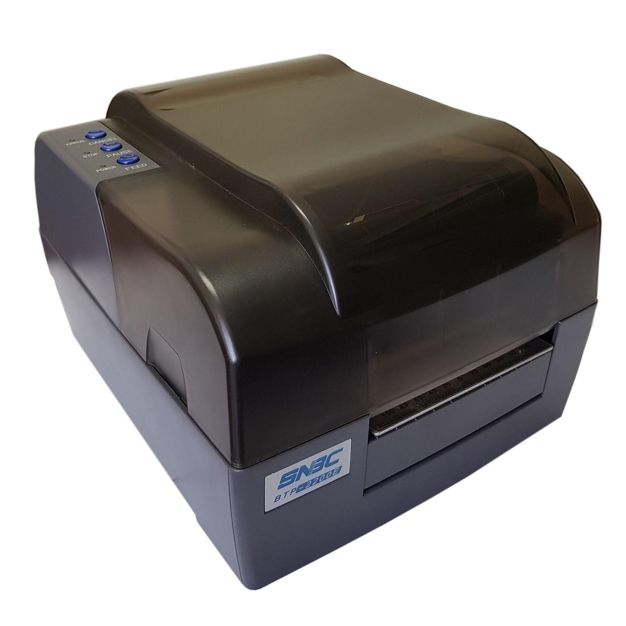 قیمت                      پرینتر لیبل زن اس ان بی سی مدل BTP-2200E