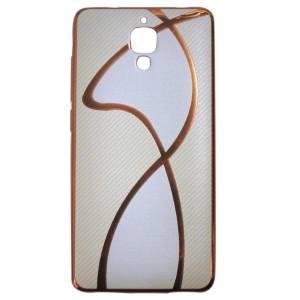 کاور فشن مدل Gold مناسب برای گوشی موبایل شیاومی Mi4