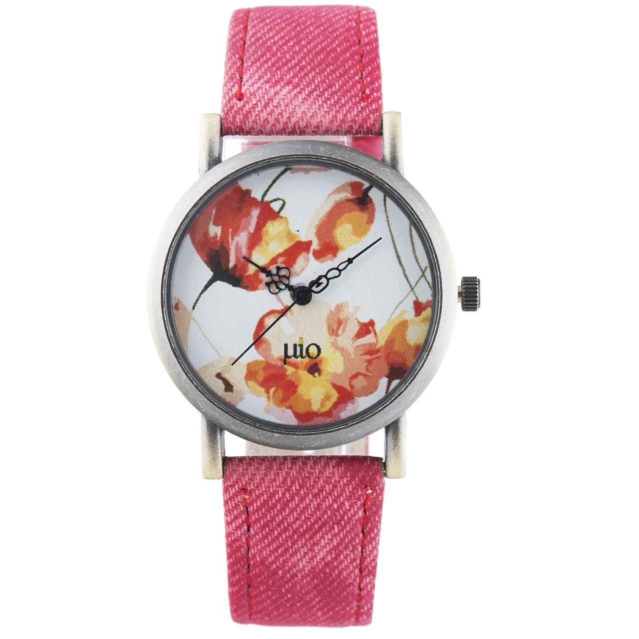 ساعت دست ساز زنانه میو مدل 734 50