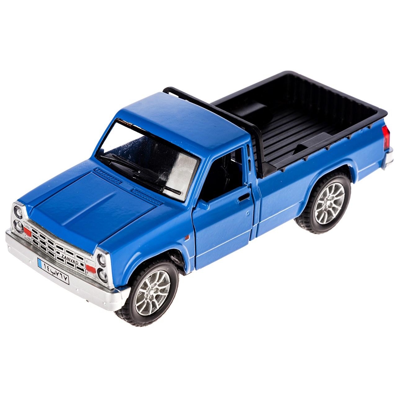 ماشین بازی مدل Nissan