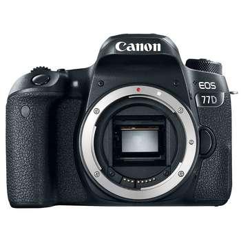 دوربین دیجیتال کانن مدل EOS 77D بدون لنز
