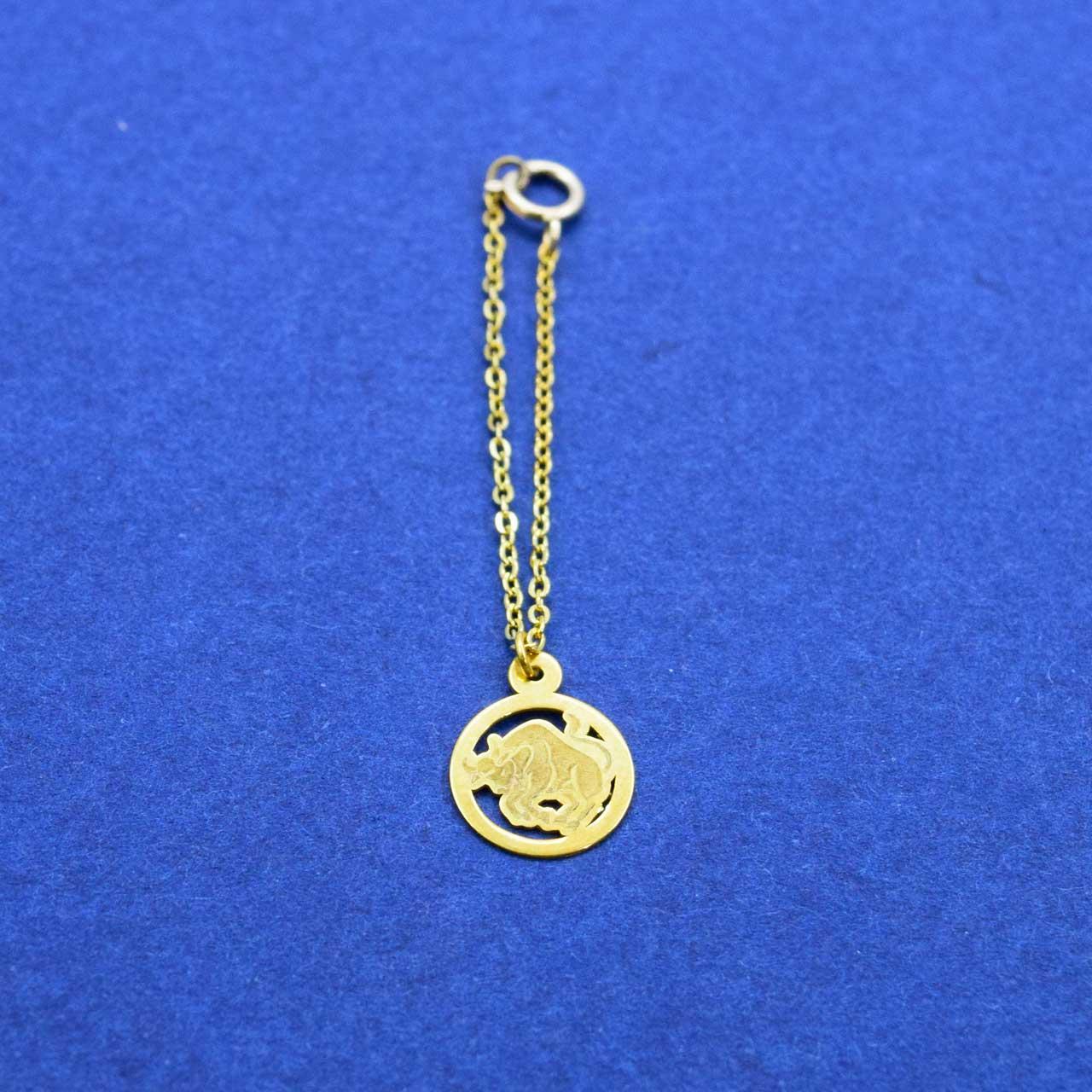 آویز ساعت طلا 18 عیار زنانه کانیار گالری مدل AS87