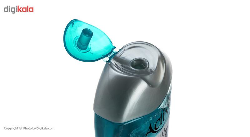 شامپو بدن اکتیو سری Mineral مدل Blue مقدار 400 گرم