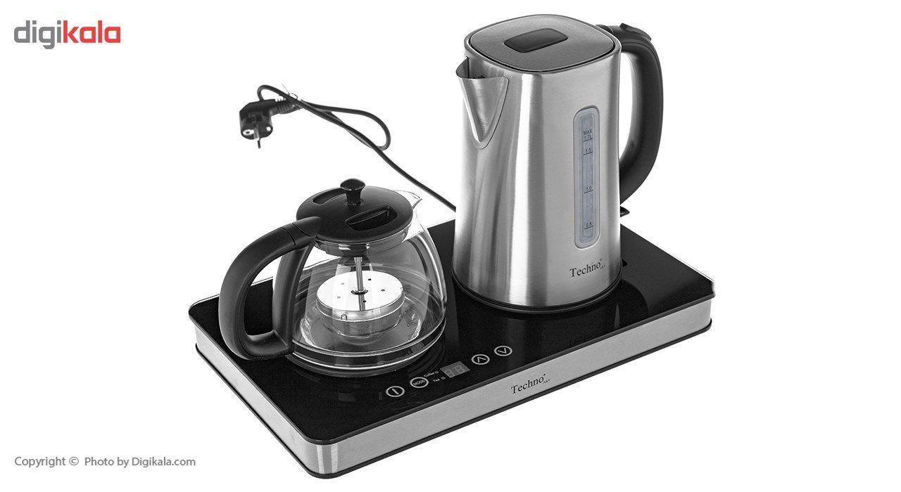 چای ساز تکنو مدل Te-983 main 1 2