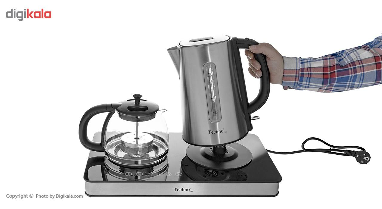 چای ساز تکنو مدل Te-983 main 1 5