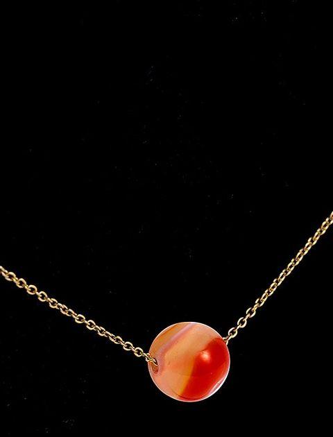 گردنبند طلا 18 عیار ماهک مدل MM0528 - مایا ماهک -  - 3
