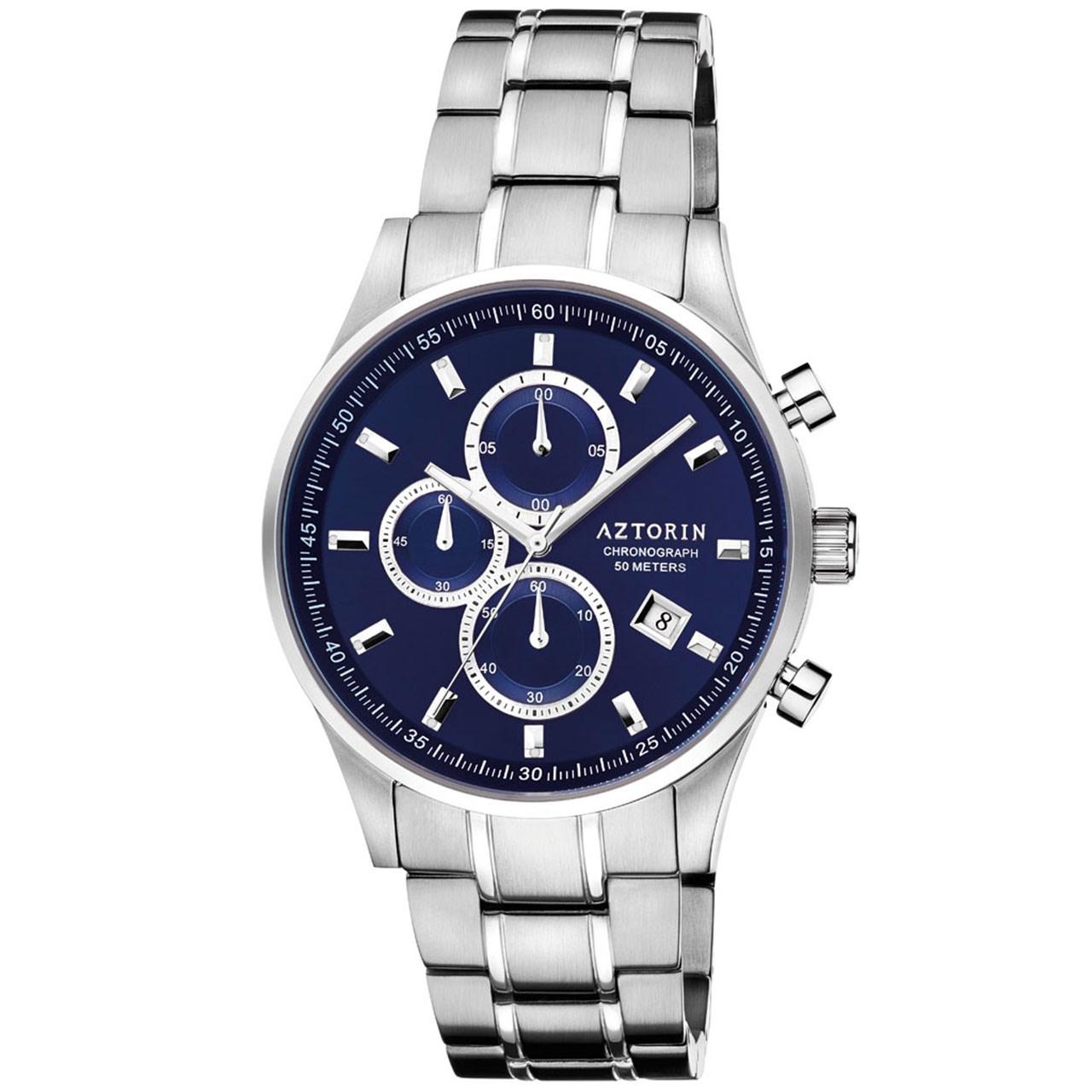 ساعت مچی عقربه ای مردانه ازتورین مدل A060.G293