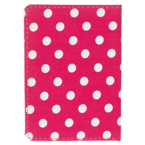 جلد پاسپورت آوای تحریر مدل Dots-1