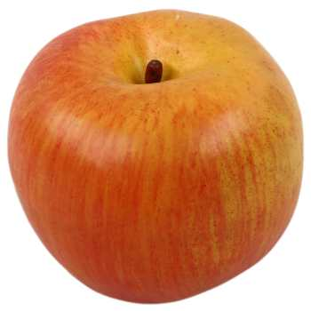 میوه تزئینی هومز طرح سیب مدل 40115 مجموعه 3 عددی