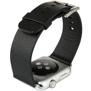 بند چرمی باسئوس مدل Modern Series با قفل سگکی مناسب برای اپل واچ 42 میلیمتری