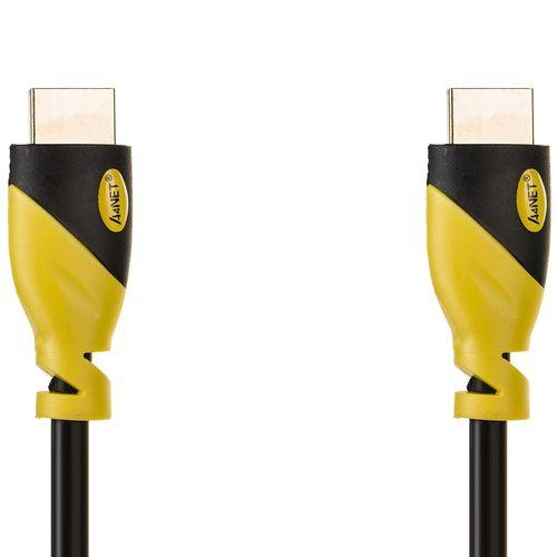 کابل تبدیل HDMI ای فور نت مدل HDM-200 طول 1.5 متر