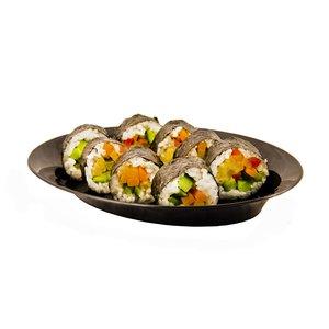 سوشی سبزیجات مزبار رول 8 عددی
