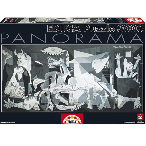 پازل 3000 تکه ادوکا مدل Guerinica Pablo Picasso