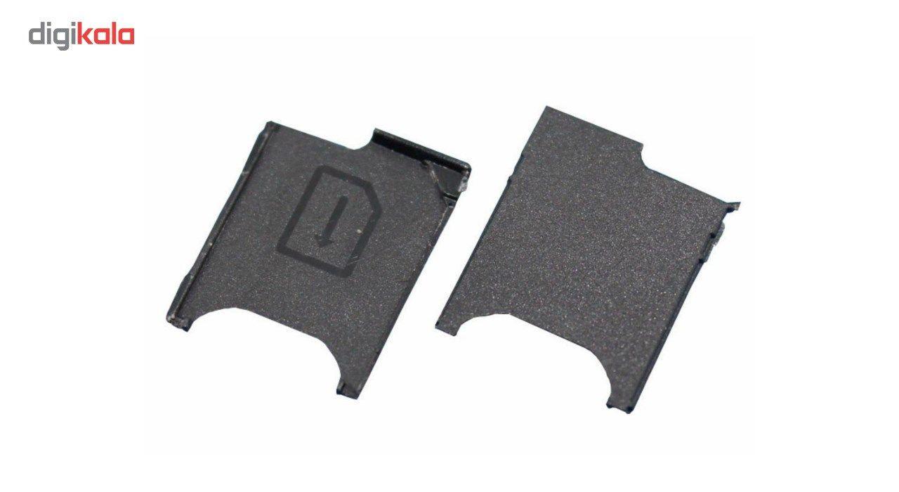 خشاب سیم کارت مناسب برای گوشی سونی Xperia Z main 1 2