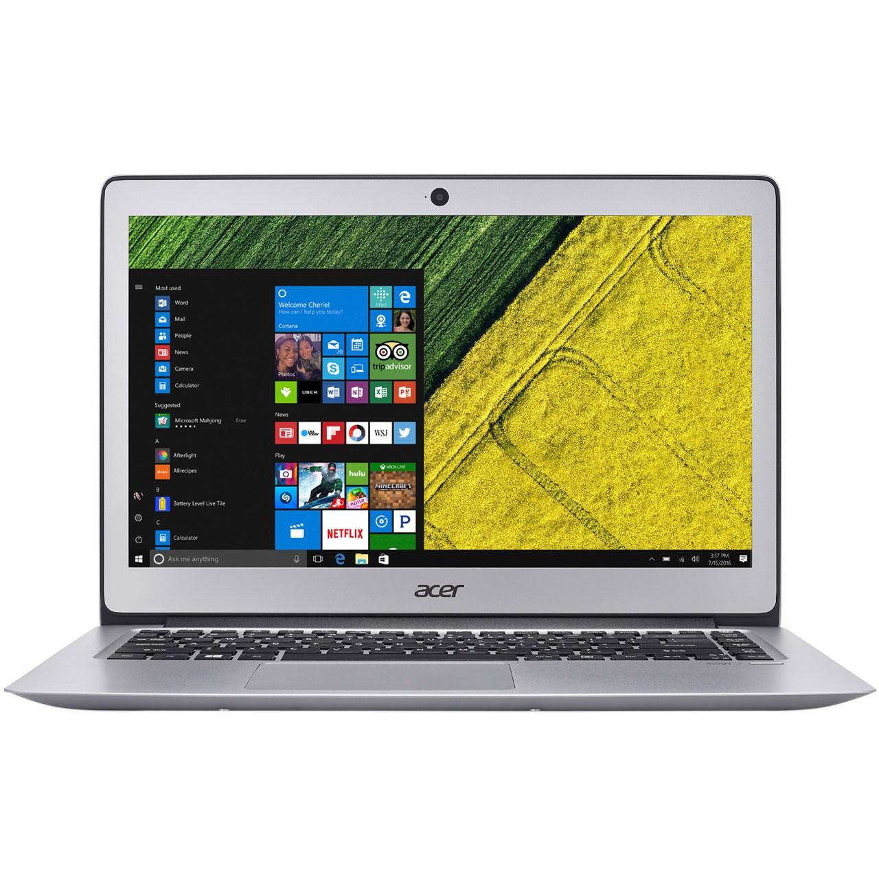 لپ تاپ 14 اینچی ایسر مدل Swift 3 SF314-51-554Q