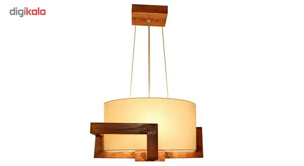 چراغ آویز مسینا مدل V5