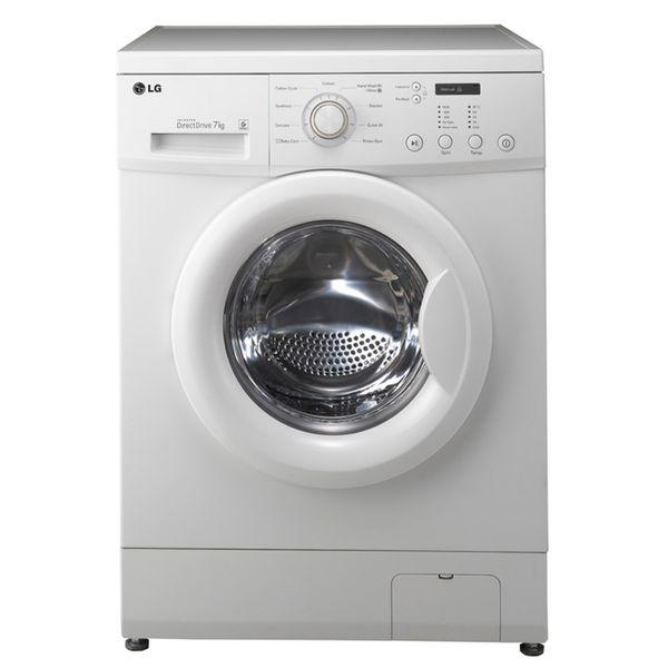 ماشین لباسشویی ال جی مدل WM-K702  ظرفیت 7 کیلوگرم | LGl WM-K702 Washing Machine 7 Kg