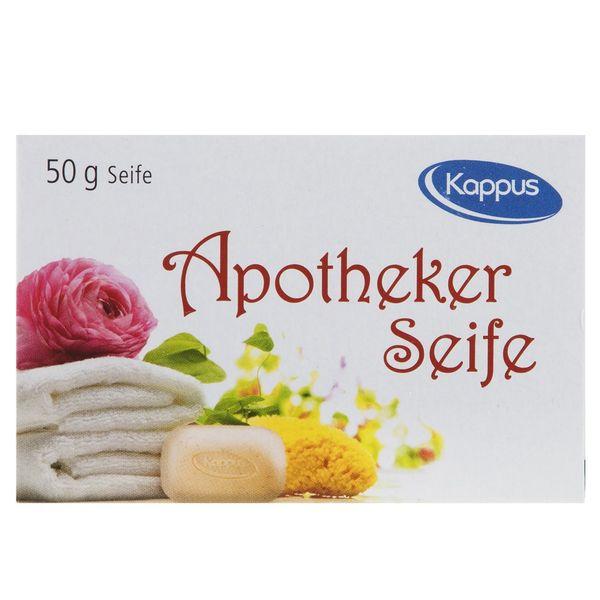 صابون کاپوس مدل Pharmacist مقدار 50 گرم