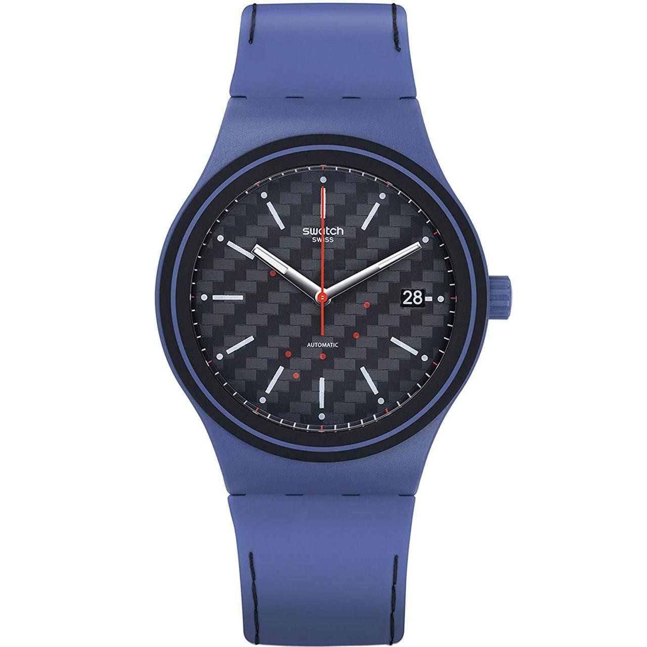 ساعت مچی عقربه ای مردانه سواچ مدل SUTN402 49
