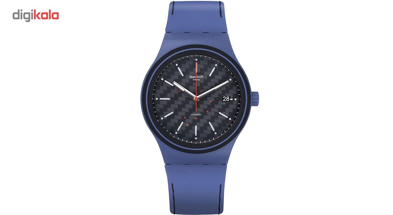 خرید ساعت مچی عقربه ای مردانه سواچ مدل SUTN402