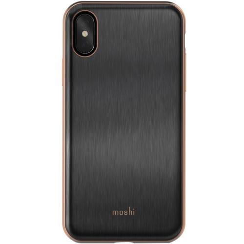 کاور موشی مدل iGlaze مناسب برای گوشی موبایل اپل مدل iPhone X/iPhone XS