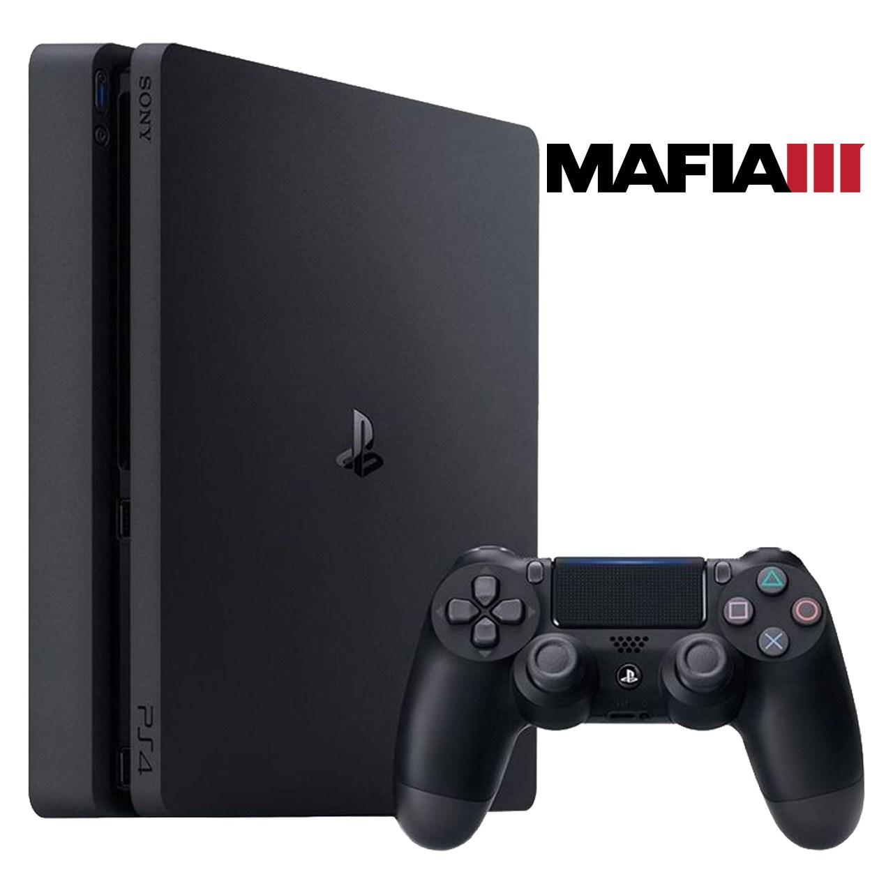 پلی استیشن 4 اسلیم 1 ترابایت Region2 | PlayStation 4 Slim 1TB Region2