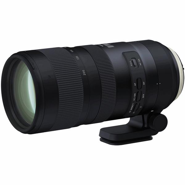 لنز تامرون مدل SP 70-200mm f/2.8 Di VC USD G2 مناسب برای دوربین های کانن