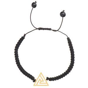 دستبند طلا 18 عیار رزا مدل BW507