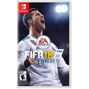 بازی Fifa18 مخصوص Nintendo Switch