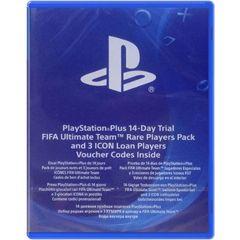 کد آیکون ادیشن بازی فیفا 18 مخصوص PS4
