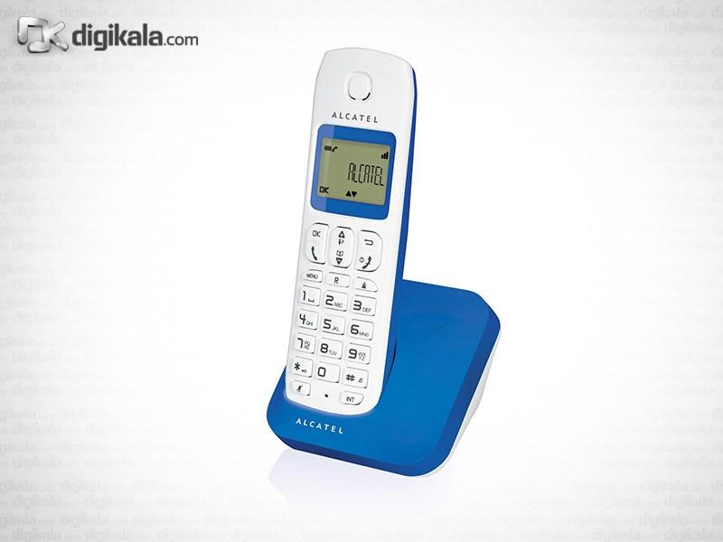 قیمت                      تلفن بی سیم آلکاتل مدل E130-Solo
