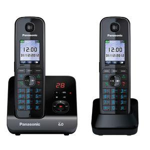 تلفن بی سیم پاناسونیک مدل KX-TGC8162