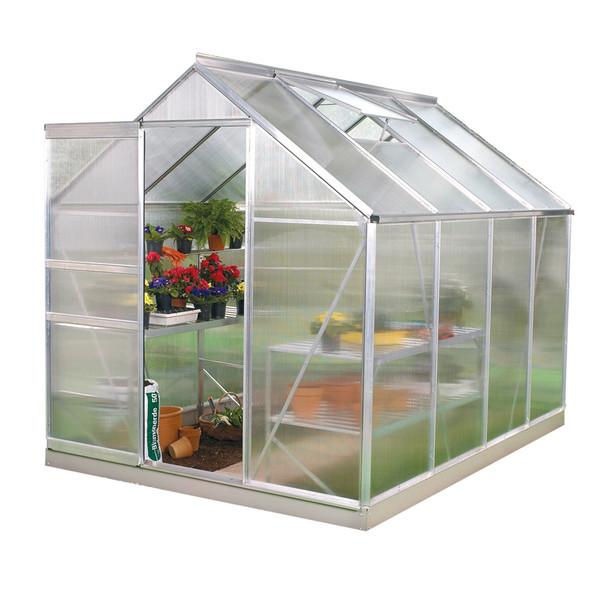 گلخانه پیش ساخته خانه سبز مدل وستا D34